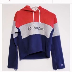 Champion Other - Champion cropped hoodie size XL